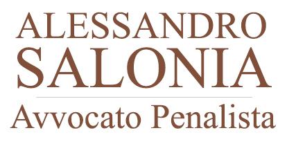 Alessandro Salonia | Avvocato Penalista a Milano
